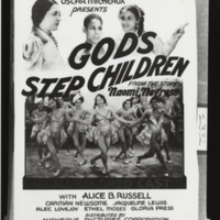 God's Step Children, 1938