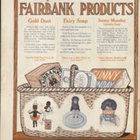 "LizzieProject_T Burns_""Fairbank Products"""