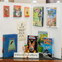 Insect exhibit popular culture