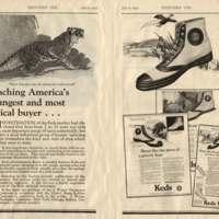 KEDS AD, 1922.