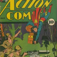 Action Comics no. 60, May, 1943