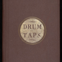 Walt Whitman. Drum-Taps. New York: Walt Whitman, 1865. <br /><br />
