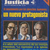 Paz y Justicia, 1983