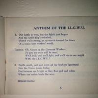 ilgwu: anthem