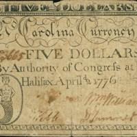Paper money-merman