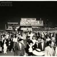 Boardwalk. [Calvert sign], September 4, 1938.<br />