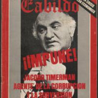 Cabildo, April 1978