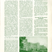 From the Robert L. Blake Papers, 1943-1988. Duke University Medical Center Archives.