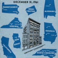 Annual Statement, 1961