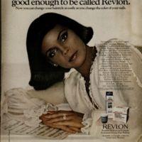 "Jean Kilbourne Collection14_Box77_""Revlon Hair Relaxer"""