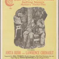 The Crimson Skull, 1922
