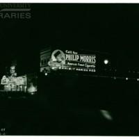 [Hamid&#039;s Pier; Philip Morris spectacular, night], May 30, 1941.<br /> Maxwell No. 6349<br /> ROAD No. XXH0895