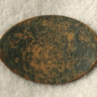Columbian Souvenir Coin (Back)