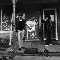 Cuco and friend, Harrisburg, PA 1979