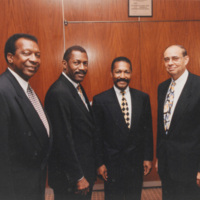 Left to right: Charles Blackmon, Senior Vice President, Special Markets