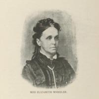 Elizabeth Wheeler, 1897