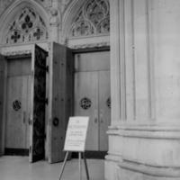 Memorial Service for Martin Luther King Jr.; Duke University Archives