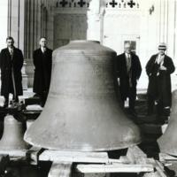 Carillon Bell; Duke University Archives