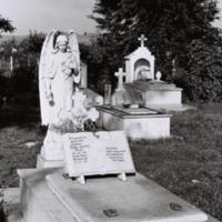 Castro family graves, Birán, Holguín Province, December 1963