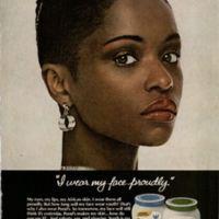 """LizzieProject_JeanKilbourne_""""I wear my face proudly"""""""