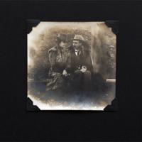 HS item 012 Hugh Mangum and Annie Carden Mangum, circa 1915