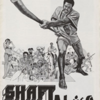 Shaft in Africa, 1973