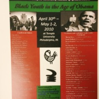 theresa el-amin: black youth in the age of Obama
