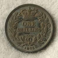 Britain coin back1835