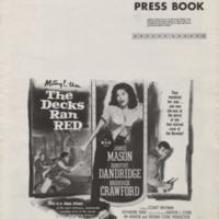 The Decks Ran Red, 1958
