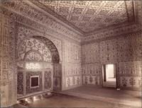 Delhi Fort, the Khas Mahal<br />