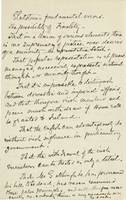 Letter by Elizabeth Blackwell