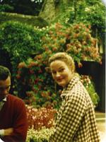 Doris Duke at Duke Farms, circa 1960s, courtesy of the Doris Duke Foundation for Islamic Art