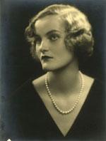 Portrait of Doris Duke, circa 1933