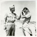 Doris Duke, 1945