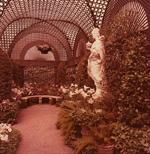 French Garden, circa 1970s