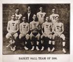 1905-1906 basketball team