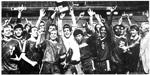 Men's Soccer team, 1986