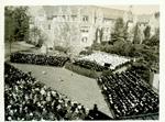 Speakers' dais at the 1939 centennial celebration