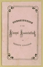 Trinity College Alumni Association Constitution