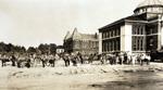 East Campus groundbreaking ceremony, 1925