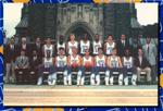 Men's Basketball team, 1991
