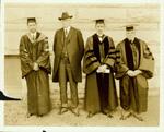 School of Religion opening, November 9, 1926.