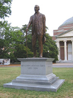 Benjamin Newton Duke statue