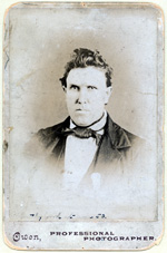 Brantley York, principal of Brown's Schoolhouse.