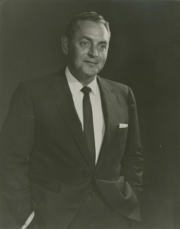 Dan Seymour, 1964.