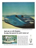 Champion Sparkplug, 1960s.