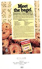 Fleischmann's Yeast, 1981.
