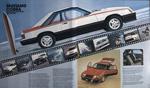 Mustang Cobra brochure.