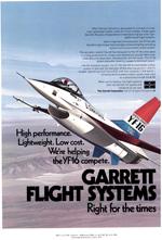 Allied Signaladvertisement, 1989.