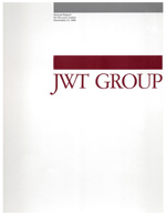 JWT Group Logo, 1980.